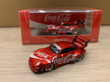 Load image into Gallery viewer, Time Micro Coca Cola 1/64 collectible RWB