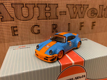 Load image into Gallery viewer, RWB with Gulf Livery 1:64 by Time Micro