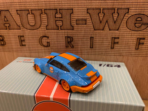 RWB with Gulf Livery 1:64 by Time Micro