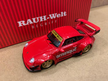 Load image into Gallery viewer, Time Micro 1/64 scale model Supreme RWB