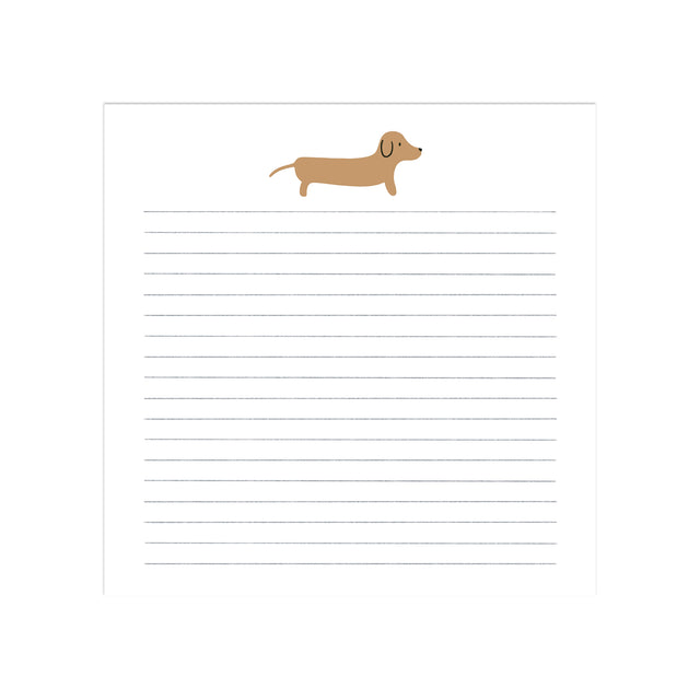 Dachshund Dog Desk Pad