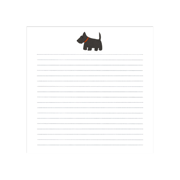 Scottish Terrier Dog Desk Pad