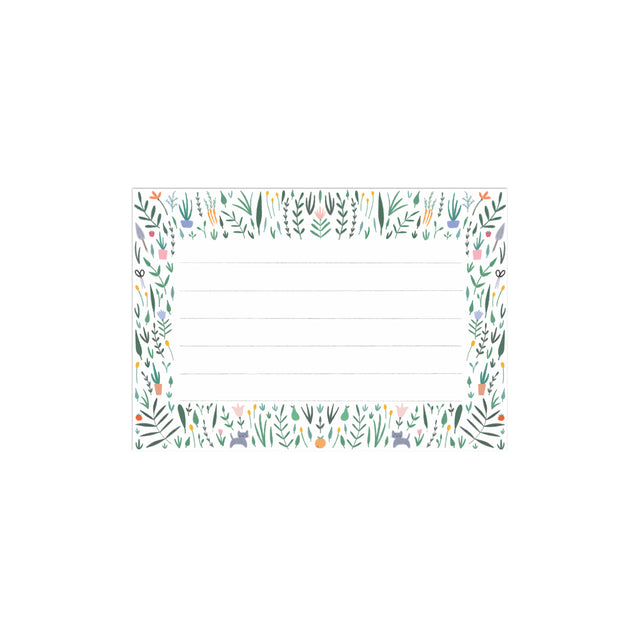 Gardening Fancy Little Cards (Set of 10)