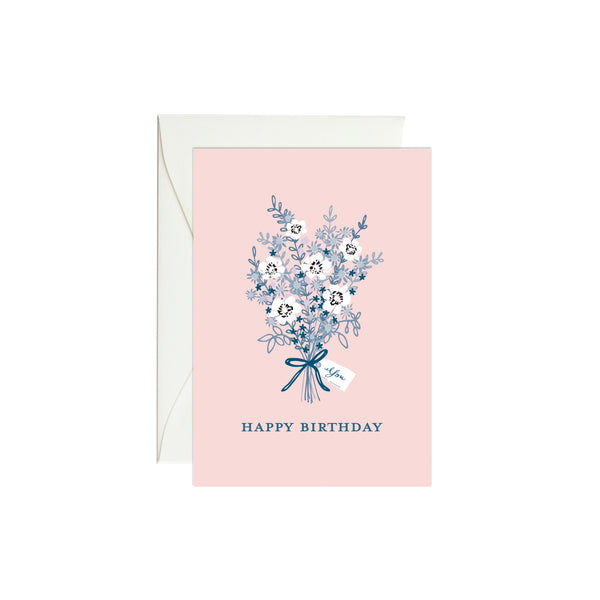 Birthday Bouquet Mini Enclosure Card