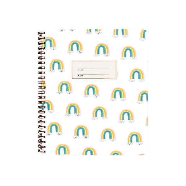 Rainbows Notebook