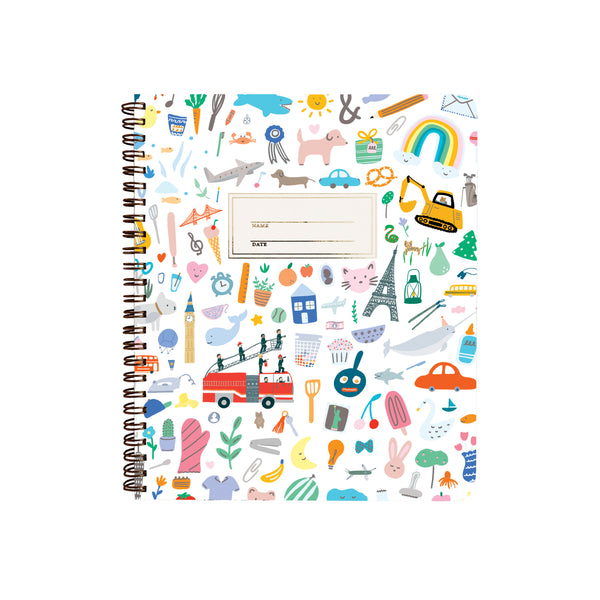 Favorite Things Notebook