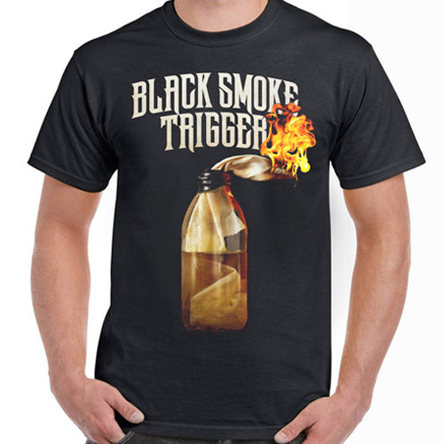 Black Smoke Trigger Set It Off T-Shirt - Black Smoke Trigger