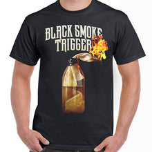 Load image into Gallery viewer, Black Smoke Trigger Set It Off T-Shirt