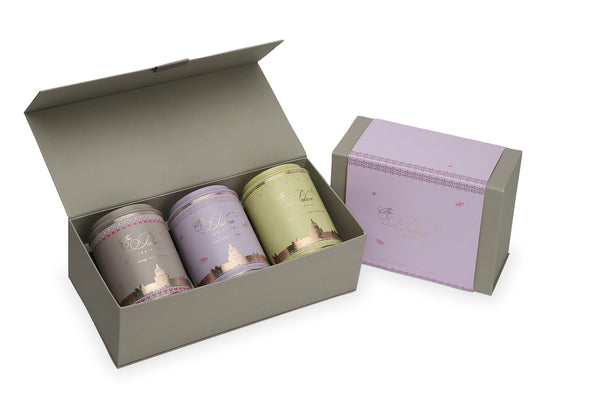 The Palace Sensory Tea Collection