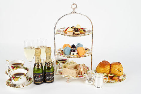 Champagne High Tea for two