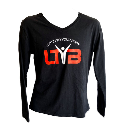 Ladies Long Sleeve T-Shirt - LTYB Online Store