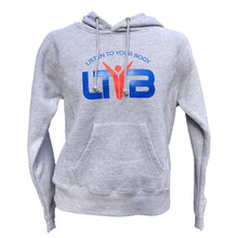 Load image into Gallery viewer, Hoodie - Grey - LTYB Online Store