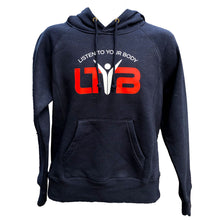 Load image into Gallery viewer, Hoodie - Navy - LTYB Online Store