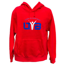Load image into Gallery viewer, Hoodie - Red - LTYB Online Store