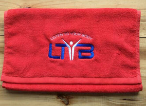 Gym Towel - LTYB Online Store