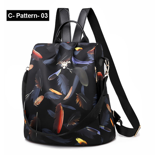 Women smart Backpack (Anti-Theft)