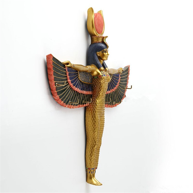 Ancient Egypt Isis Wall Hanging Home Decor
