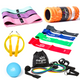 Home Workout Fitness Bundle - Enhance Your Fitness At Home - Strength Training - Gym At Home