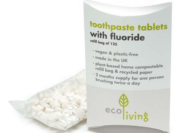 Toothpaste Tablets (with Fluoride)