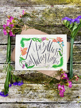 Load image into Gallery viewer, Plantable Wildflower Cards - Birthday