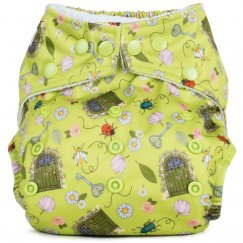 Reusable Cloth Nappy Newborn - Baba & Boo