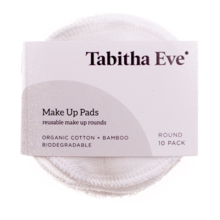Tabitha Eve Reusable Make Up Wipes