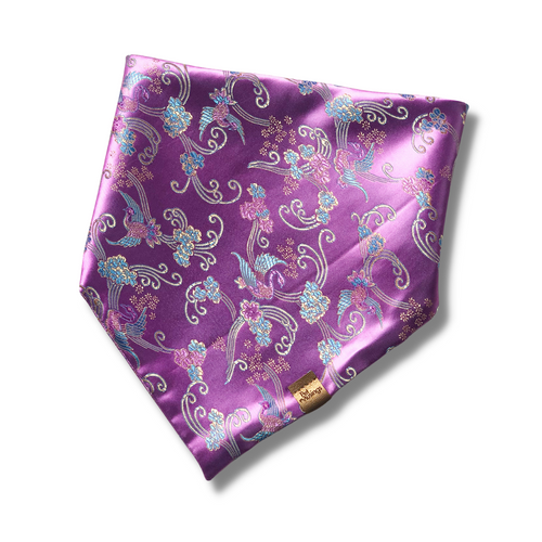 Blue Mermaid Cat Bow Tie - Pet Musings