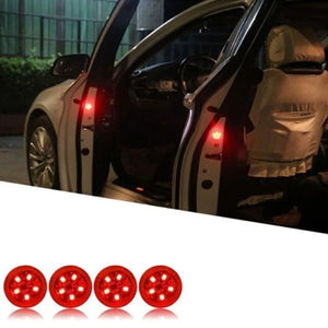 Wireless Car Opening Door Singal Lights