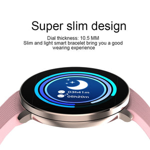 Luxury LED Multifunctional Smart Watch