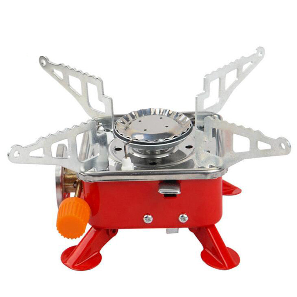 Windproof Foldable Stove Burner