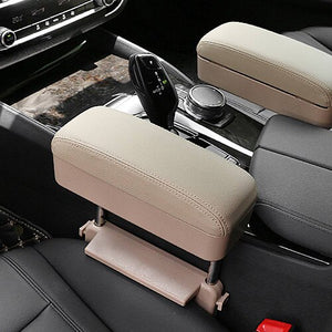 Coin Catcher Black-US Car Seat Gap Filler Storage Caddy Extra Storage-Fit Most Cars Auto Vehicle Seat-Side Pocket Organizer HOOMEE Deluxe PU Leather Multi-Functional Console