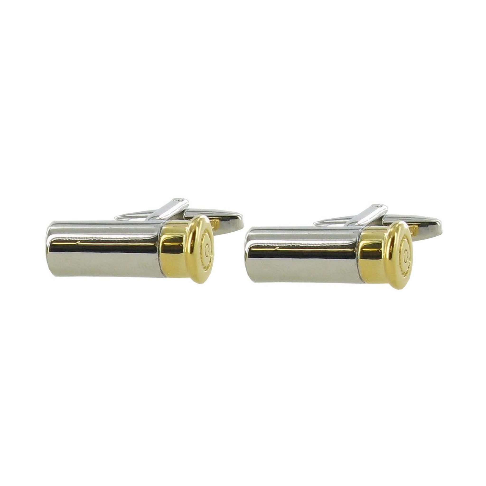 Cartridges Cuff Links