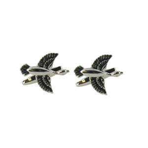 Flying Ducks Cuff Links