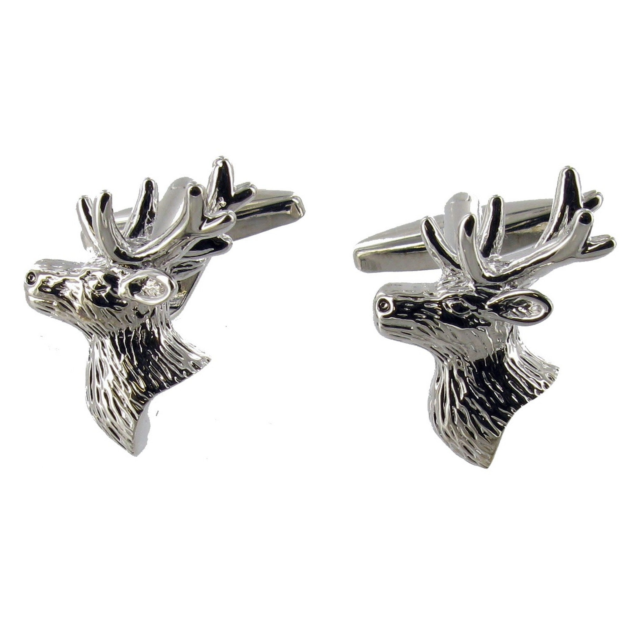 Stag Cuff Links