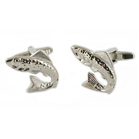 Fish Cuff Links
