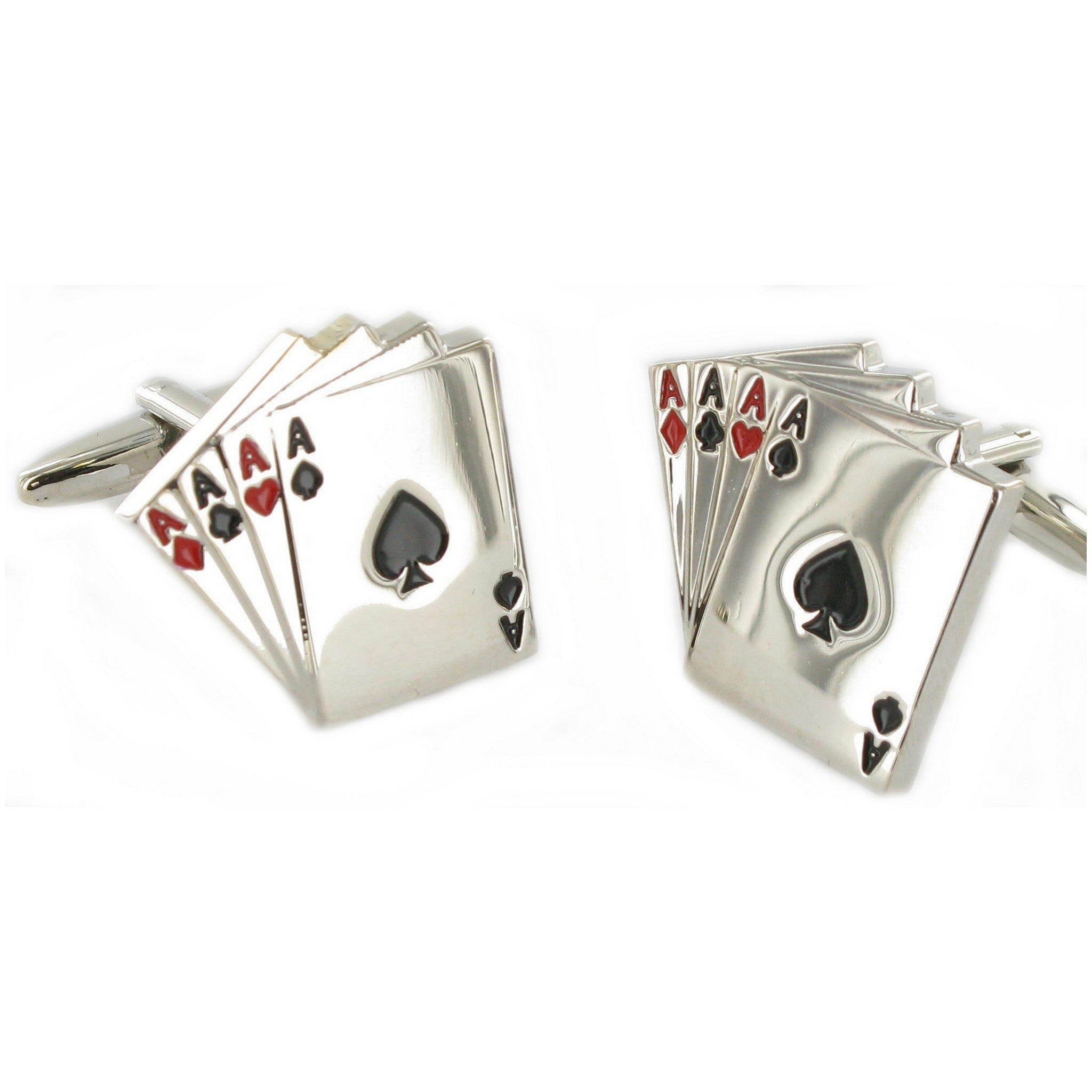 Cards Cuff Links