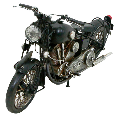 Motorcycle 30x15x10cm Metal Model