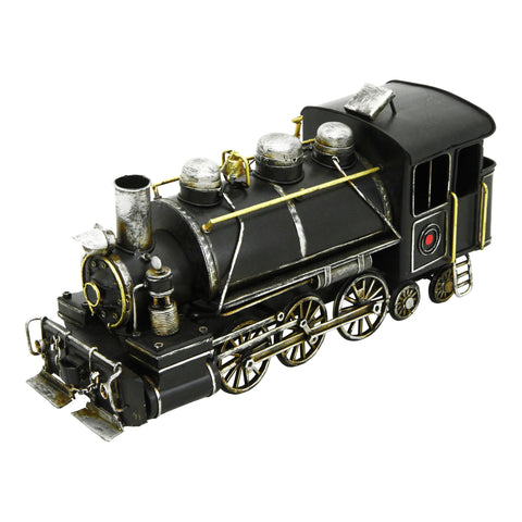 Locomotive 37x19x16cm Metal Model