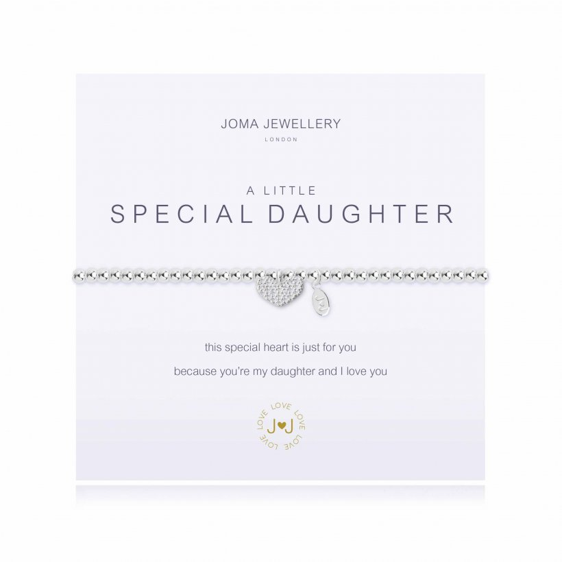 Joma Bracelet - Special Daughter