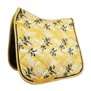 HKM - Sole Mio Flowers Saddle cloth