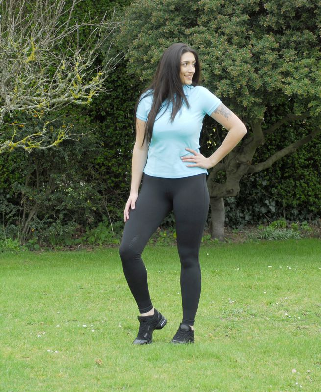 Rhinegold Performance Riding Tights