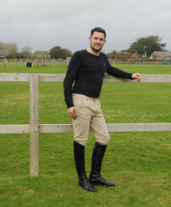 Rhinegold Mens Essential Breeches