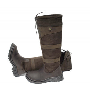 Rhinegold Elite Skye Waterproof Country Boot