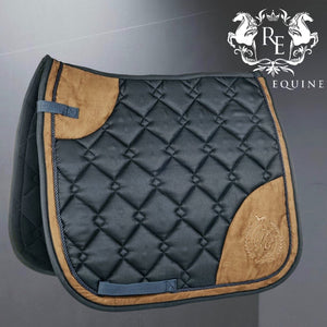 HKM - Champagne Saddle cloth