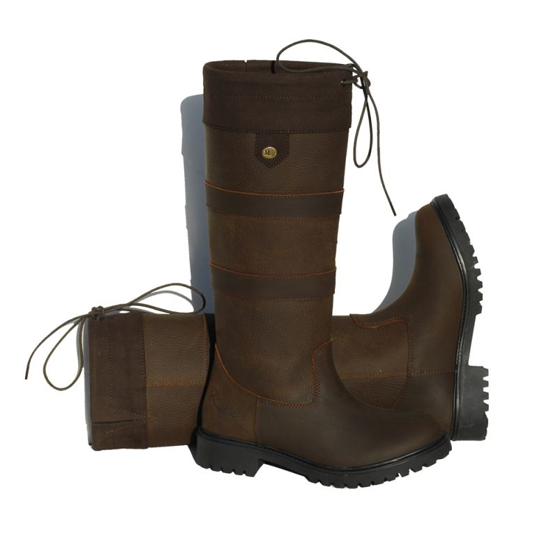 Clearance Rhinegold Childs Brooklyn Country Boot