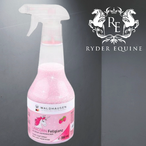 SHINY UNICORN COAT SPRAY, WITH GLITTER