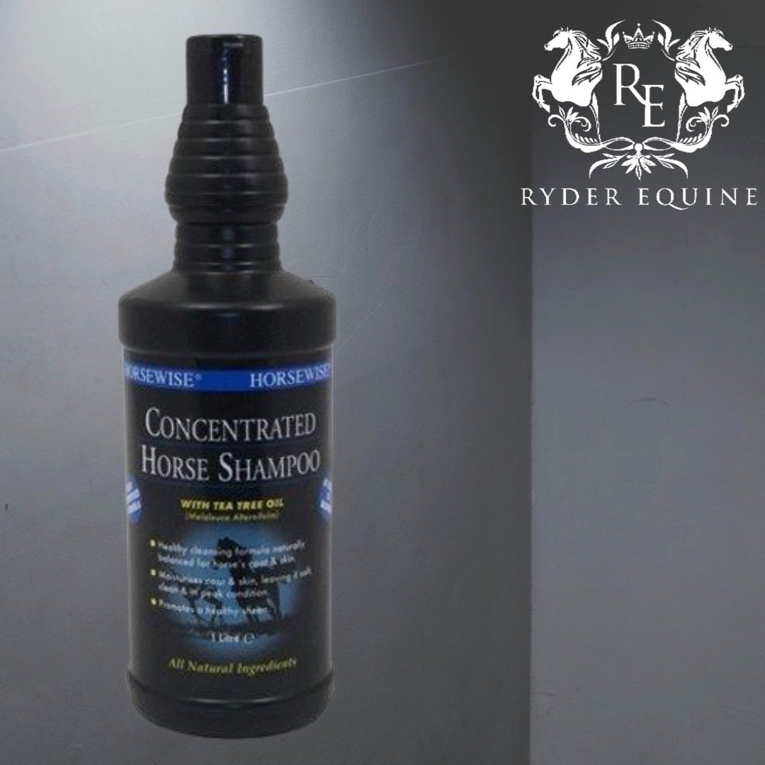 Horsewise Concentrated Shampoo - 1 Litre