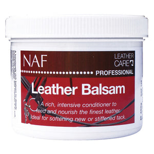 NAF Sheer Luxe Leather Balsam - 400g