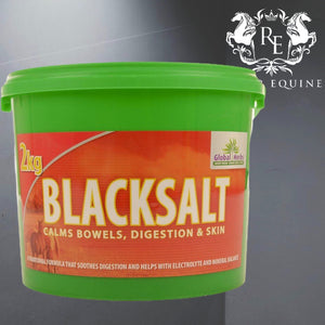 Global Herbs Black Salt