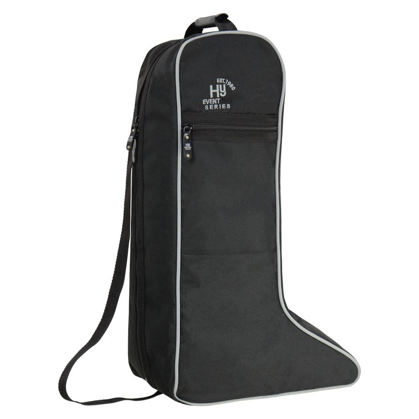 Hy Event Pro Series Boot Bag - Black/Charcoal - One Size